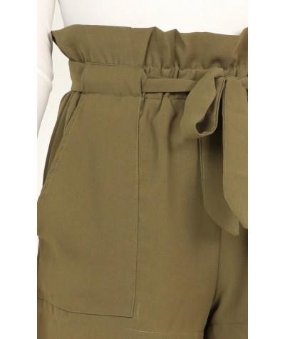 All Rounder Shorts In Khaki